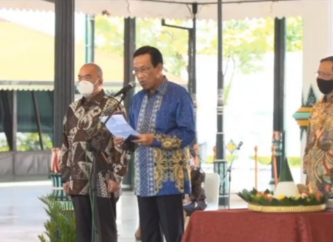 Sri Sultan Akan Sampaikan Aspirasi Buruh ke Jokowi