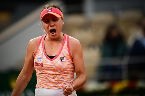 Sofia Kenin Tantang Iga Swiatek di Final French Open 2020