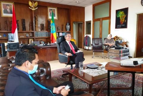 Indonesia-Ethiopia Perlu Tingkatkan Kerja Sama Penelitian