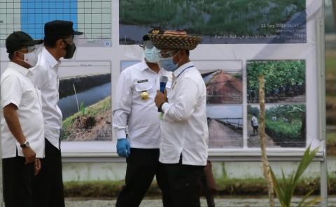 Mentan: <i>Food Estate</i> Bisa Ciptakan Lapangan Kerja di Pedesaan