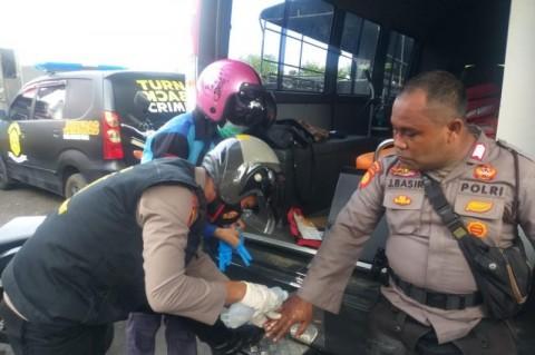 14 Terluka dalam Aksi Tolak Omnibus Law di Ternate