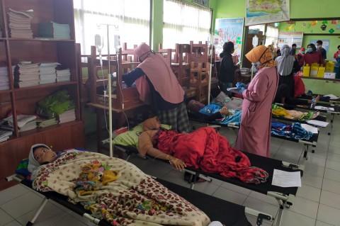 Korban Keracunan Makanan di Tasikmalaya Jadi 171 Orang
