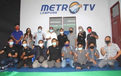 Reporter <i>Lampung Post</i> Dibekali Teknik Mengambil Gambar