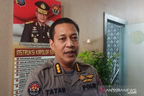 3 Orang Jadi Tersangka Kericuhan Demo UU Ciptaker di Medan