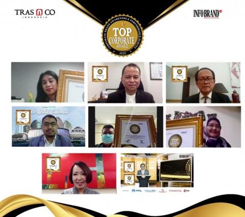 Kinerja Positif di Tengah Pandemi, 96 Perusahaan Raih Top Corporate Award 2020