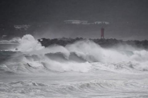 Berpotensi Hujan Lebat, Topan Chan-hom Dekati Jepang