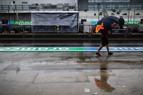 F1GP Eifel: FP1 Dibatalkan akibat Cuaca Buruk