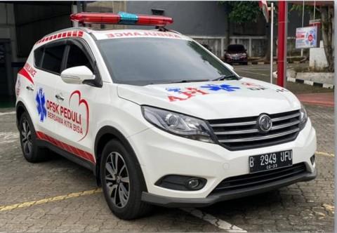 DFSK Glory 580 Disulap Menjadi Ambulans