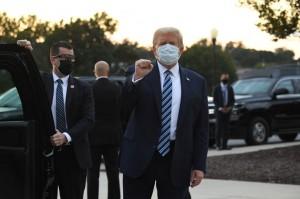 Mengulik Kondisi Kesehatan Trump usai Dinyatakan Positif Covid-19
