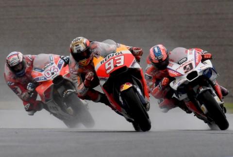 Dovizioso Terbuka untuk Jadi Test Rider Tahun Depan