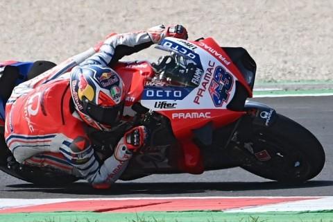 MotoGP Prancis: Jack Miller Kuasai FP2