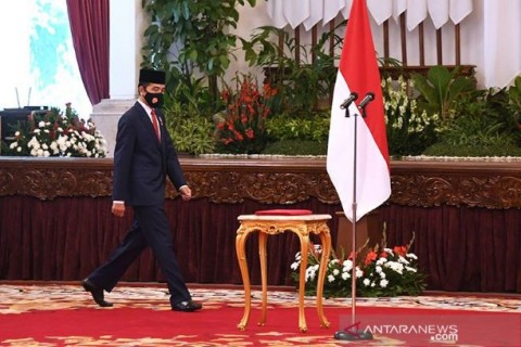 Jokowi: UU Cipta Kerja Hanya Mengatur Pendidikan Formal di KEK