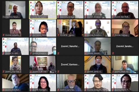 Indonesia-AS Tingkatkan Hubungan Dagang via Temu Bisnis Daring