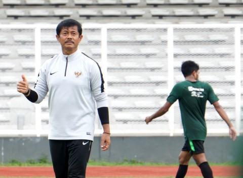 Indra Sjafri Pandu Masyarakat Latihan Sepak Bola Virtual