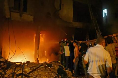 Tangki BBM di Beirut Meledak, 4 Tewas 20 Terluka