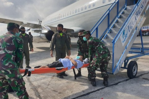 Korban Penembakan di Intan Jaya Dievakuasi ke Jakarta