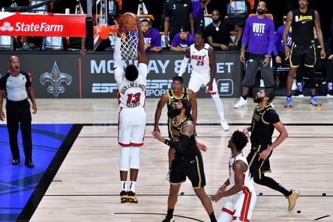 Final NBA: Miami Heat Paksa LA Lakers Mainkan Game Keenam