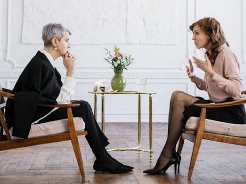 Bila kamu memiliki permasalahan terkait kesehatan mental, biasanya kamu dianjurkan untuk pergi ke psikolog atau psikiater. (Ilustrasi/Pexels)