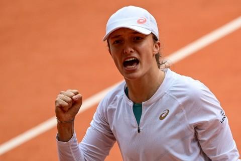 Iga Swiatek tanpa Tekanan Jelang Final French Open