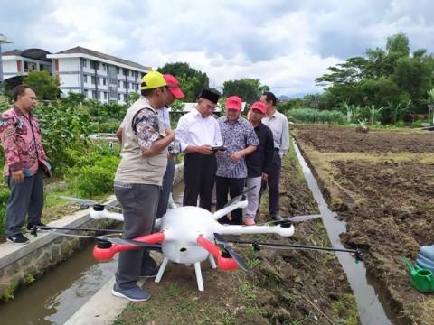 Begini Pemanfaatan Teknologi untuk Kawasan <i>Food Estate</i> di Kalteng