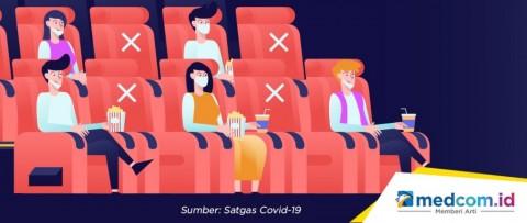 Pemkot Bandung Dinilai Keliru Izinkan Bioskop Buka Lagi