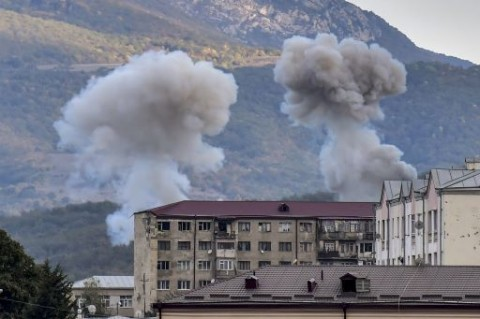 Setuju Gencatan Senjata, Armenia-Azerbaijan Masih Saling Serang