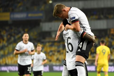Jerman Tekuk Ukraina 2-1
