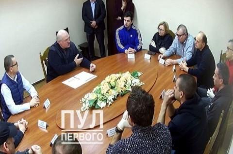 Presiden Belarusia Berdialog dengan Oposisi di Penjara