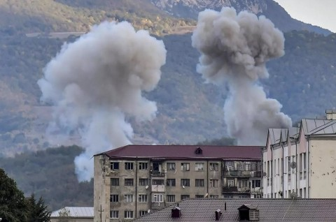 Serangan Armenia di Tengah Gencatan Senjata Tewaskan 1 Warga