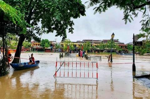Banjir di Kamboja Sejak Awal Oktober Tewaskan 11 Orang