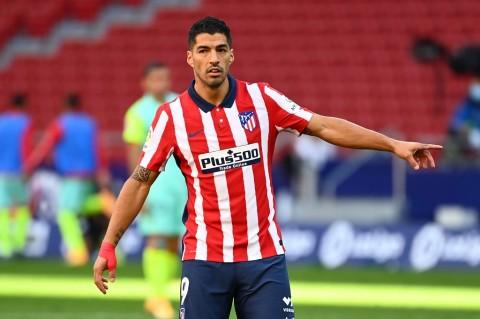 Suarez Menangis Usai Tinggalkan Barcelona