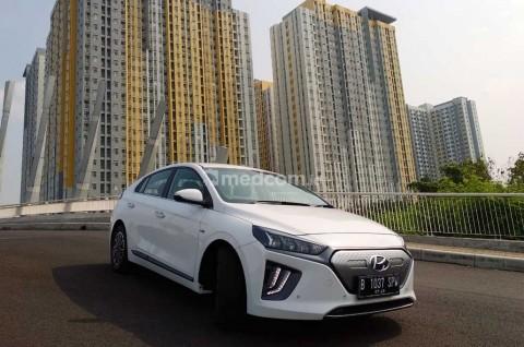 Sensasi Performa Mobil Listrik Murni Asal Korea Selatan