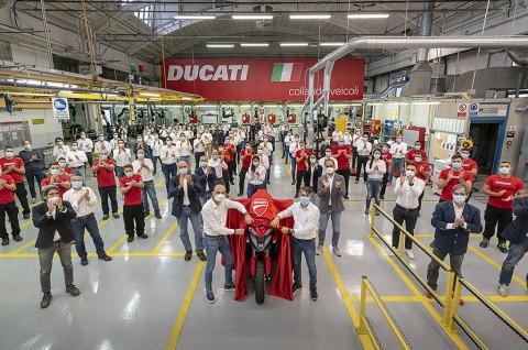 Ducati Multistrada V4 Punya Teknologi Radar