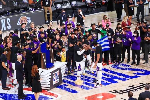 Final NBA: LeBron James Gemilang, LA Lakers Juara NBA 2020