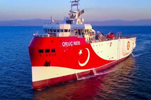 Turki akan Kembali Kirim Kapal Eksplorasi ke Mediterania