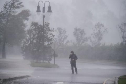 Badai Delta Tewaskan Dua Orang di Louisiana