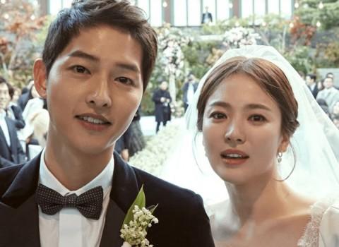 Song Joong Ki Gugat Cerai Song Hye Kyo Secara Sepihak