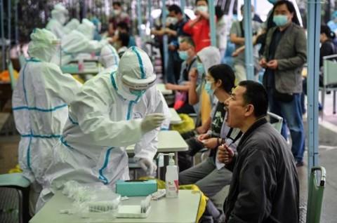 Kota Qingdao di Tiongkok Siapkan 9 Juta Tes Covid-19