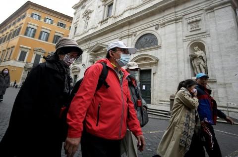 Italia Siapkan Pembatasan Nasional Demi Hindari Lockdown