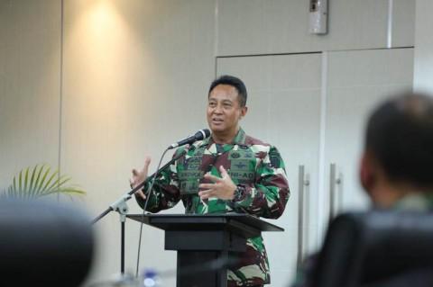 62 Ribu Personel TNI AD Dilibatkan dalam Operasi Yustisi