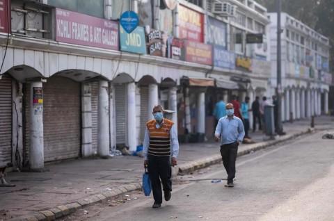 India Catat 66 Ribu Lebih Kasus Harian Covid-19