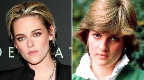 Kristen Stewart Merasa Terintimidasi Perankan Putri Diana