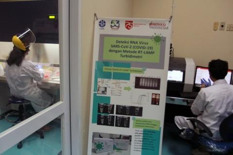 Metode RT Lamp Inovasi LIPI, Mempercepat Uji Swab Covid-19