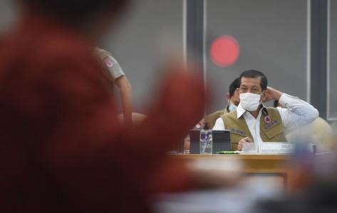 Okupansi Tempat Tidur ICU Covid-19 di DKI Turun Jadi 70,52%