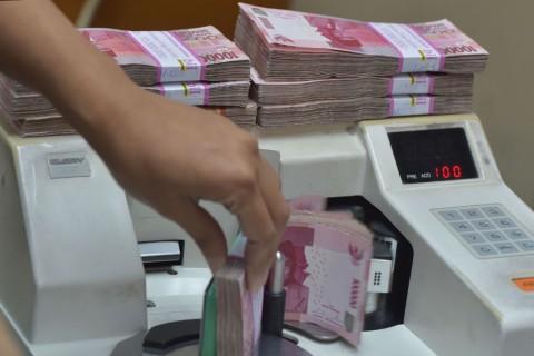 Kurs Rupiah Stagnan di Rp14.700/USD