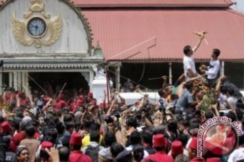 Keraton Yogyakarta Tiadakan <i>Grebeg Maulud</i>