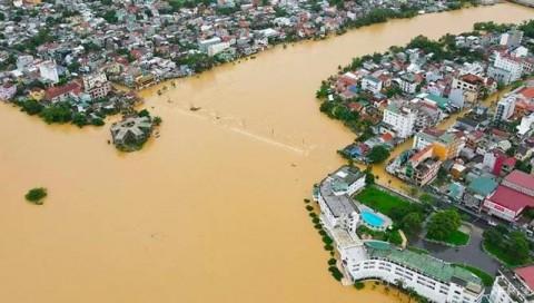 18 Orang Tewas dalam Banjir yang Melanda Vietnam