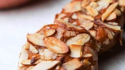 Resep Almond dan Pisang Galawat si Camilan Sehat