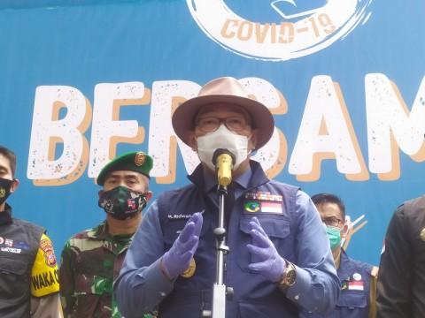 3 Daerah di Jawa Barat Zona Merah Covid-19