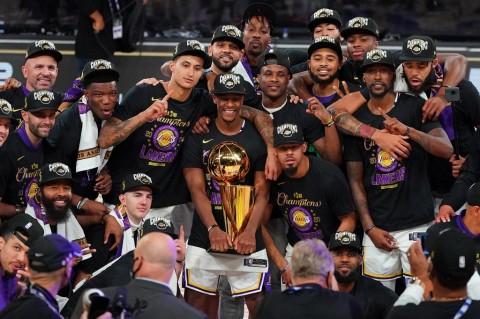 Daftar Juara NBA 20 Tahun Terakhir, Lakers Mendominasi